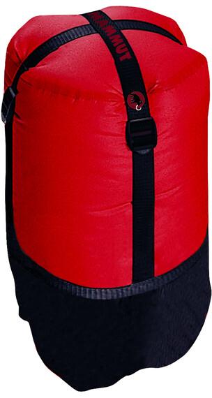 Mammut Compression Sack L czerwony/czarny